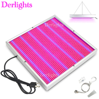 200W 120W 85 265V High Power Led Grow Light For Plants Vegs Aquarium Garden Horticulture and Hydroponics Grow/Bloom Flowering