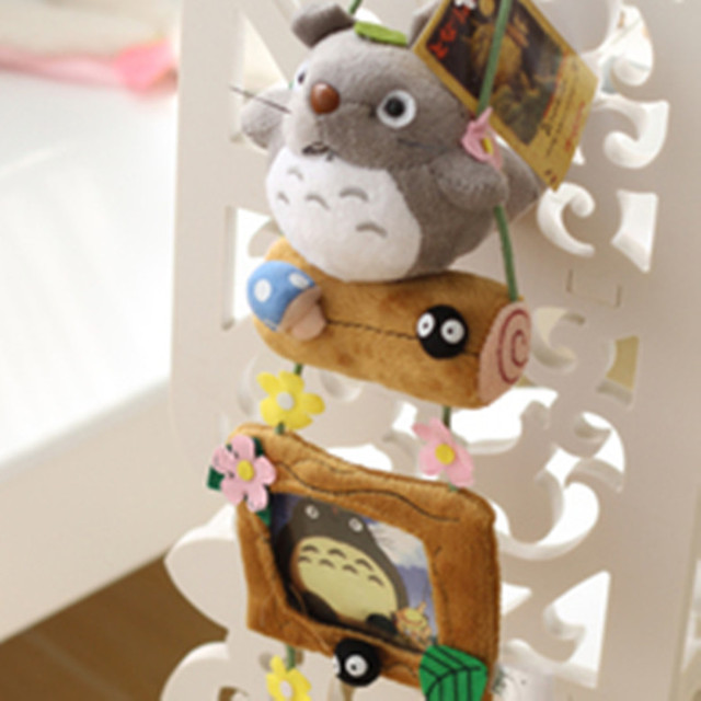 Hot Sale Special Creative Totoro Cartoon Plush Hanging Photo Frame