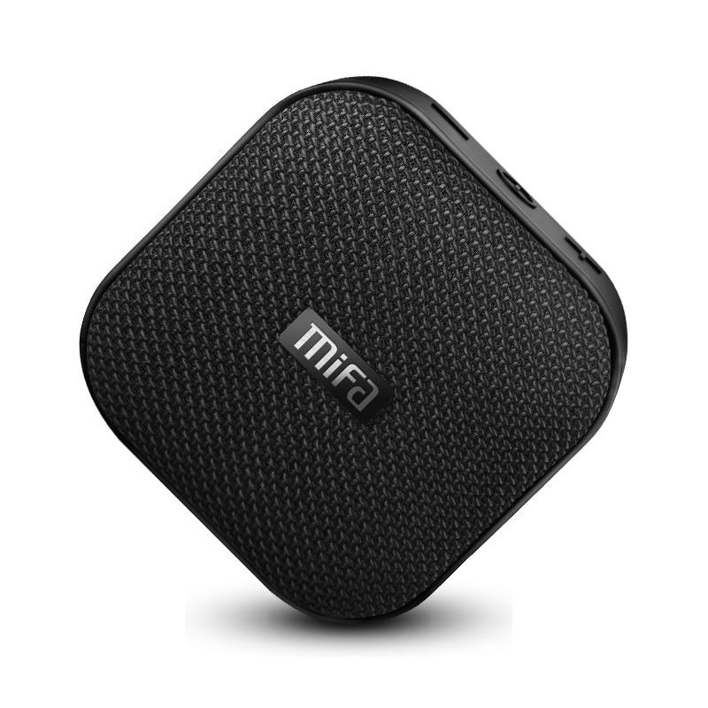 Mifa A1 Mini Portable Wireless Bluetooth Speaker Waterproof Handfree Stereo Music Speakers For Phone Outdoor Camping Speaker