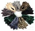 Zapatillas de Casa de invierno Mujer Hombre Divertido Animal Zapatos de La Pata de Oso de Peluche de Navidad Caliente Leopardo Zapatillas de Interior Monster Dinosaur Garra