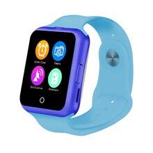 Kinder Smart Watch Kind Jungen Mädchen Bluetooth SmartWatch Telefon C88 Sync Intelligente Uhr Unterstützung Sim-karte Für Samsung Android