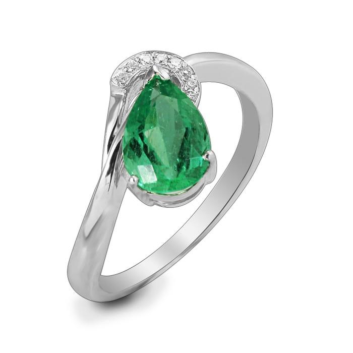 2017 Anillos Qi xuan_mode bijoux _élégant poire vert pierres feuille Rings_S925 solide argent vert Rings_Factory directement ventes
