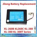 Frete Grátis Bateria de Substituição 7800 mAh para KL-260B KL260C Jilong KL-280 KL-300T Splicer Da Fusão KL-300
