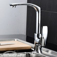 OUYASHI kitchen faucet modern colorful single hole handle deck mounted water tap