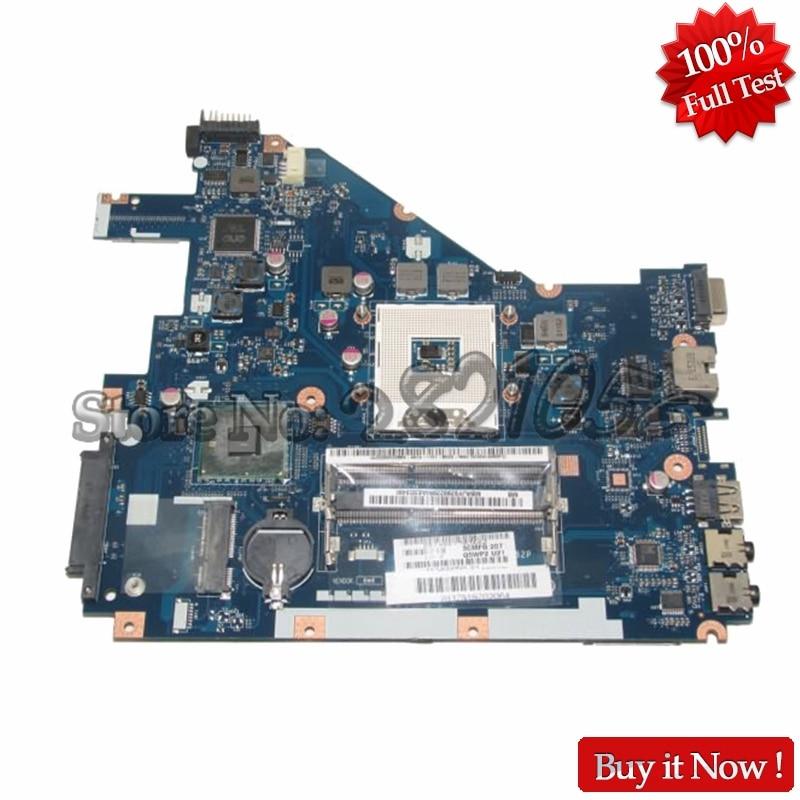 NOKOTION MBR4L02001 MB.R4L02.001 Main Board For Acer aspire 5742 5742ZG Laptop motherboard LA-6582P PEW71 L01 DDR3 original laptop motherboard for acer 5742 pew71 la 6582p mb r4l02 001 mbr4l02001 ddr3 integrated graphics card 100