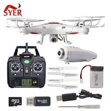 Низкая стоимость Продажи Вертолет Drone С Камерой X5C-1 (X5C Обновленная Версия) 2.4 Г 4CH 6-осевой RC Quadcopter Ar. Drone