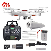 Low-cost Sales RC Helicopter Drone With Camera X5C-1 (X5C Upgraded Version) 2.4G 4CH 6-Axis RC Quadcopter Ar.Drone