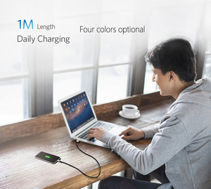 Image 5 - Nylon Micro USB Cable 2A Fast Charger USB Data Cable Mobile Phone USB Charger Cable For Samsung Galaxy Huawei