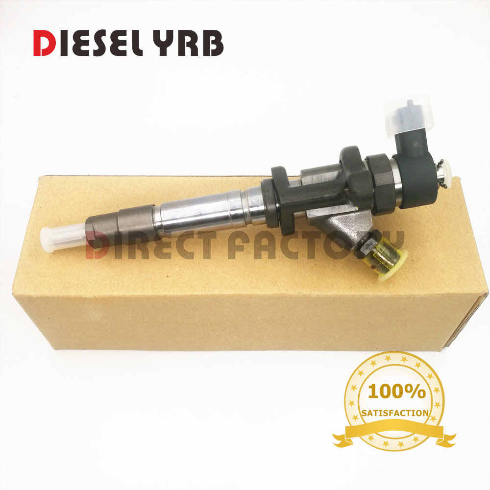 4 PIECES ORIGINAL GENUINE AND BRAND common rail fuel injector 0445120049 for Canter 4M50 4.9 ME223750, ME223002