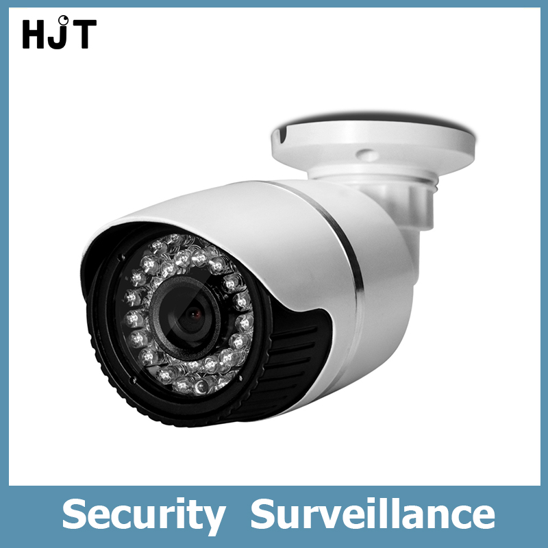 HJT IP Camera H.265 5.0MP P2P Outdoor Waterproof Security Onvif 2.1 Wired IR Night Vision Surveillance CCTV CameraHJT IP Camera H.265 5.0MP P2P Outdoor Waterproof Security Onvif 2.1 Wired IR Night Vision Surveillance CCTV Camera
