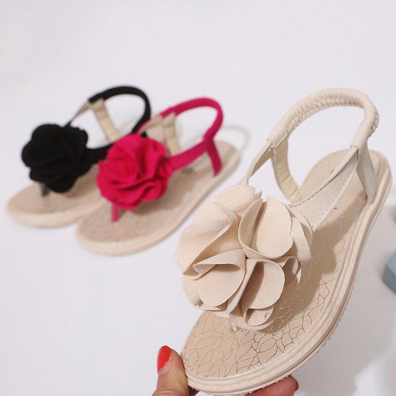 Schoenen kinderen meisjes 2016 zomer nieuwe mode kinderen sandalen - Kinderschoenen - Foto 5