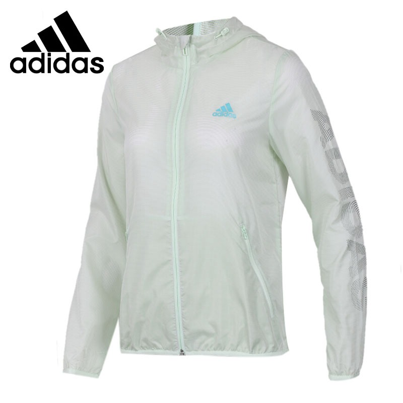 Original New Arrival 2018 Adidas ISC LINEAGE WB Women's jacket Hooded Sportswear стоимость
