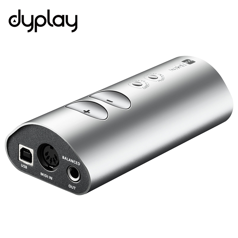 Portable Usb Audio Interface Sound Card Profession