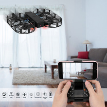 New D7 2.4GHz Foldable RC Quadcopter Drone with Wifi HD Real-time Camera Altitude Hold Wholesale