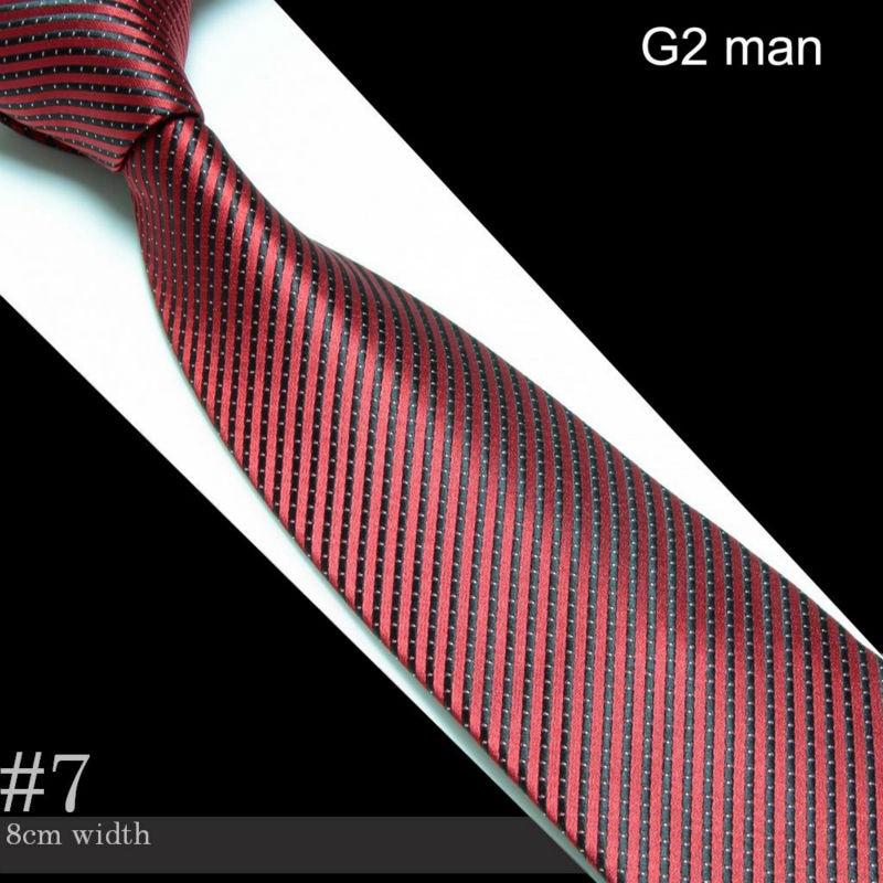 2019 Мъжки микрофибър вратовръзки мода вратовръзка cravate врата вратовръзки раирана Ceangail Krawatte шиенце  t