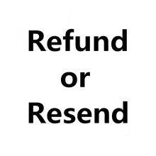 Solo para reembolsarnos el dinero por reenviar los productos a usted -- por favor, póngase en contacto con nosotros. Antes de ordenar esto