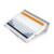 Titular do Cartão de couro PU Slim-livro Estar Capa Alça de Mão Caso Para Lenovo Tab 2 A10-70F A10-30 X30F 10.1 polegada Tablet + Film + Pen