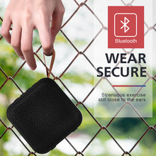 10W Portable Bluetooth Speaker Mini Wireless Loudspeaker Stereo Music Surround Outdoor Speaker Support FM TF Card for Smartphone