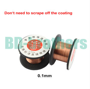 Fly-Line Reel Wire-Roll Jump-Wire-Copper Soldering PPA for Mobile-Phone-Repair 5000pcs/Lot