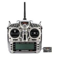 FrSky 2.4G Taranis X9D ACCST Plus Transmisor Con El Receptor X8R