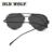 Melhor Top Revestimento Das Mulheres Da Forma SunglassesBrand Designer Twin-Vigas Clássico Espelho Shades UV400 Lente Plana Verão