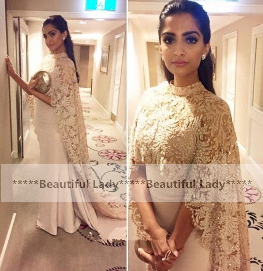 Nueva Árabe Dubai Vestido de Noche 2017 Elegante Del Amor Fuera Del Hombro de La