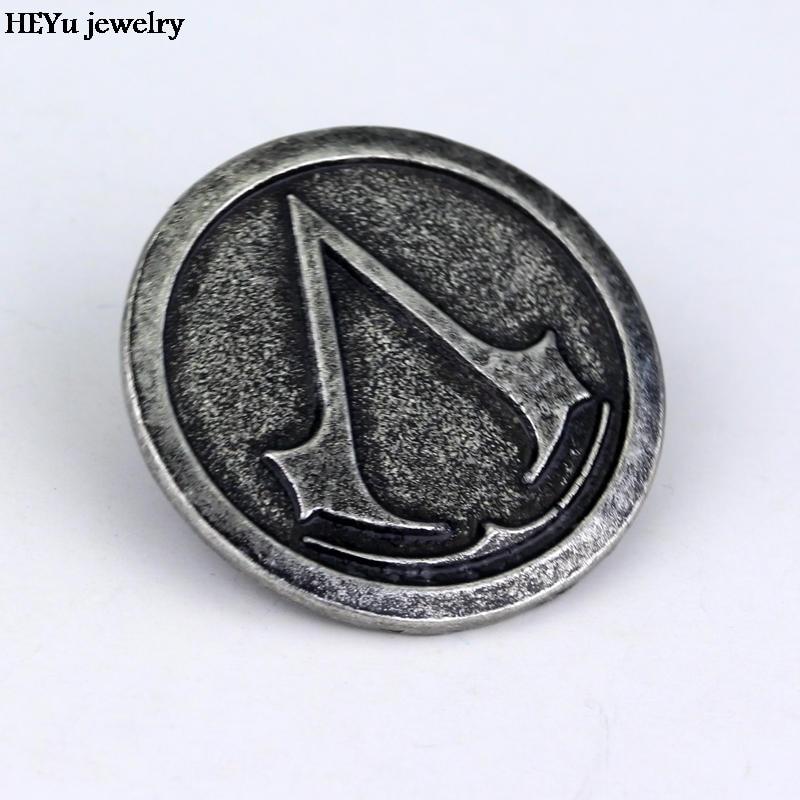 Assassin´s Creed Pin Antique Logo