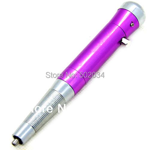 Venta caliente nuevo profesional permanente lápiz de ceja del tatuaje pluma de las rosas fuertes del maquillaje máquina WM-A009 suministros