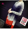 2015 womens fall fashion,british style,viscose scarf,Stripe print,Muslim hijab,Scarf Women,shawls and scarves,desigual,bandana