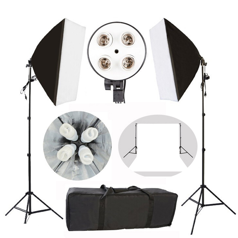 photography softbox light continuous lighting kit photo. Black Bedroom Furniture Sets. Home Design Ideas