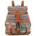 30 цвета эксклюзивный Богемия марочный новое поступление ручной работы печать холст рюкзак рюкзаки сумка женская школьный рюкзак рюкзаки для девочек подростков портфель в школу рюкзак рюкзак для девочки Богемия