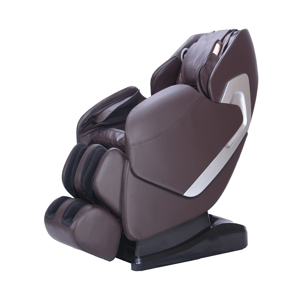 WEILAIKE K8L Massage Office Furniture Chair Luxury 4d Space Capsule Neck Waist Pillow Cushion Massager Genuine Leather Sniper