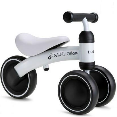 Niños scooter de equilibrio del coche coche Yo bebé andador Andador 1-3 sin pie coche de la torcedura