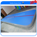 Free shipping 10*2m  inflatable air track factory