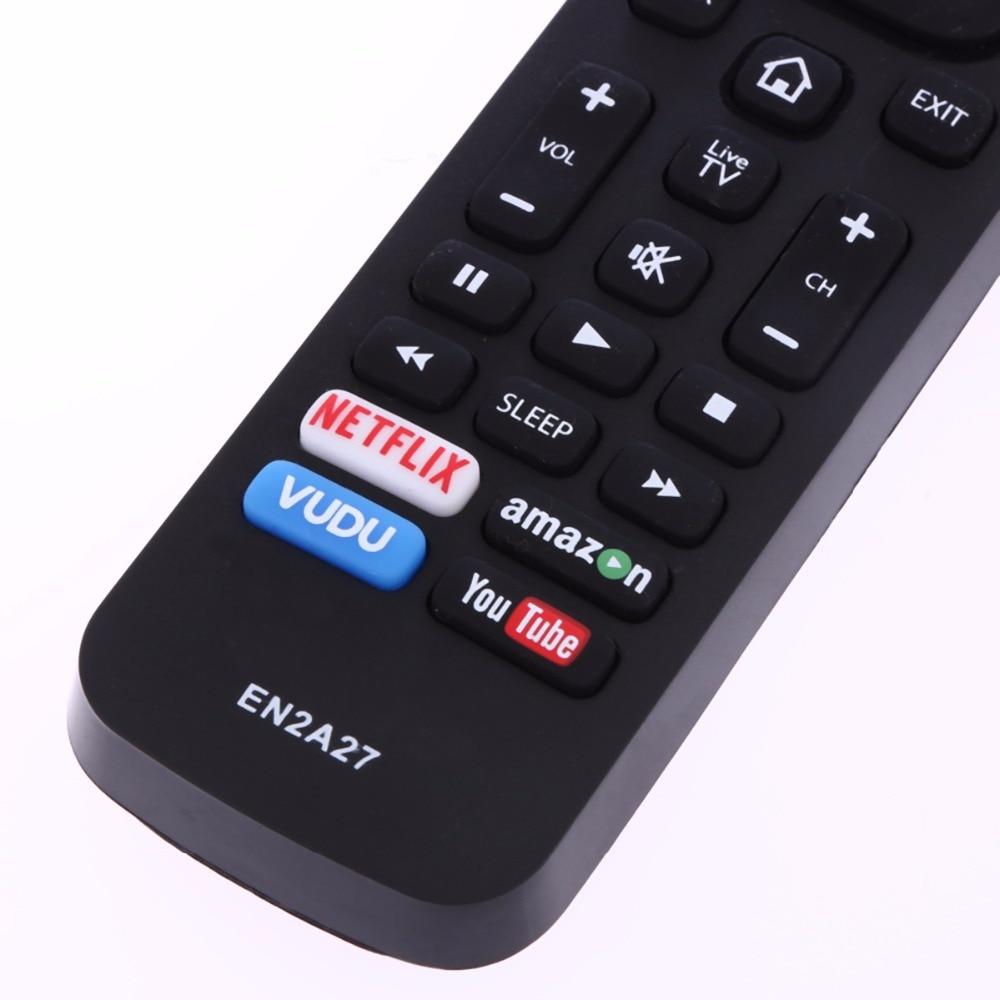 SOONHUA Universal TV Remote Control Smart Remote Controller for TV  Television Hisense EN2A27 Sharp Smart LED TV Remote 55H6B