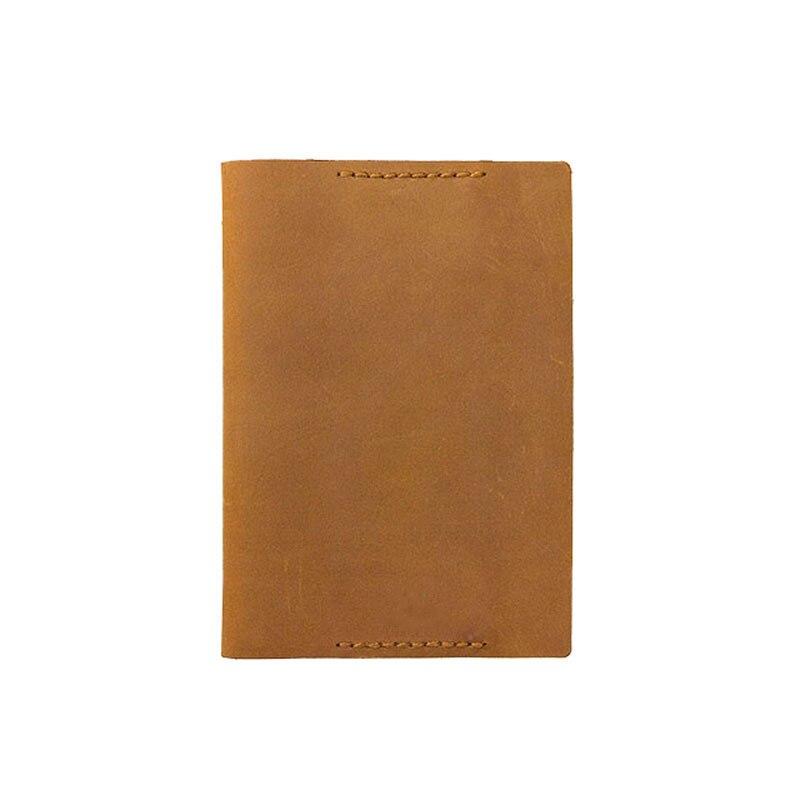 купить Fromthenon Genuine leather Cover for Hobonichi A5A6 Notebook Planner Vintage Handmade stationery office & school supplies 2018 по цене 1345.67 рублей
