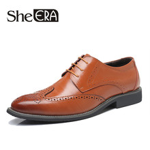 2018 Genuine Leather Men Shoes Leather Solid oxfords Fashion Men Casual shoes lace-up Office Men spring/autumn Plus Size 38-48 2018 men casual shoes brand men leather shoes sneakers men flats lace up genuine split leather shoes plus big size spring autumn
