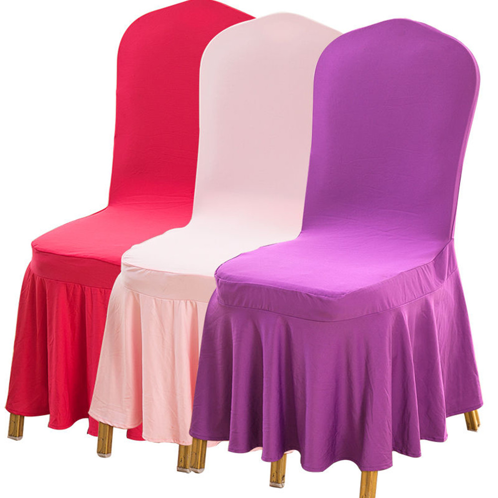 Chair Cover Decorations For Wedding
