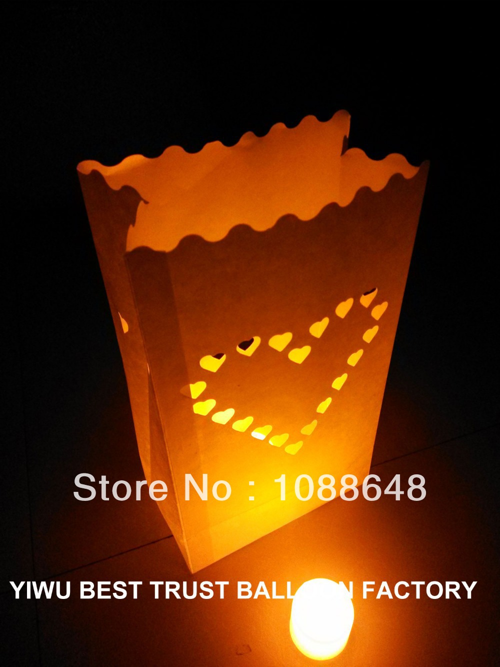 Flame Retardant Decorations Bag Picture  More Detailed Picture About Free Shipping 1000Pcs