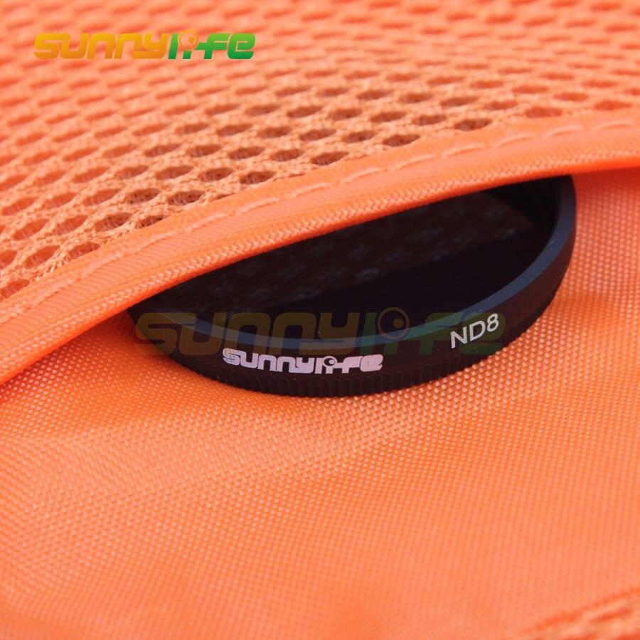 Sunnylife Lens Filter Bag MCUV CPL ND Filters Bolsa de almacenamiento - Cámara y foto - foto 3