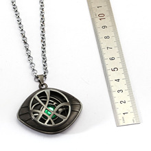 Necklace Doctor Strange Infinity Time Stone