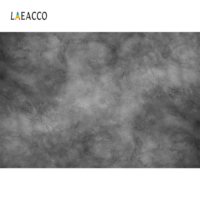 Laeacco Cement Wall Portrait Grunge Photography Backgrounds Customized Photographic Backdrops For Photo Studio