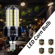 E27 Led Bulb Corn Lamp E14 Bombillas Led Light Bulb 3.5W 5W 7W 9W 12W 15W 20W Candle Lamp 220V Energy Saving High Power Light e27 7w 4014smd led bulb lamp light energy saving efficient