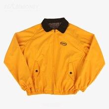 Мужская весенняя куртка Bantang для мальчиков Kpop BTS Jung Kook Свободная верхняя одежда jaqueta masculina куртка-бомбер уличная одежда в стиле хип-хоп
