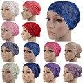2017 moda curto muçulmano cachecol hijab xale de Alta Qualidade Mulheres Chapéus mulheres Headband Do Turbante Muçulmano Cachecol Islâmico lenço da marca cachecol
