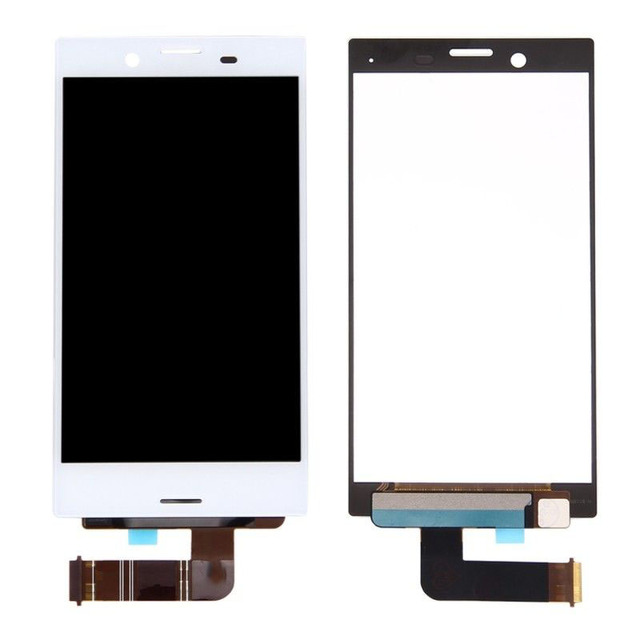 """4.6"""" For Sony Xperia X Compact F5321 Lcd Display+Touch Screen Digitizer Assembly Replacement Parts"""