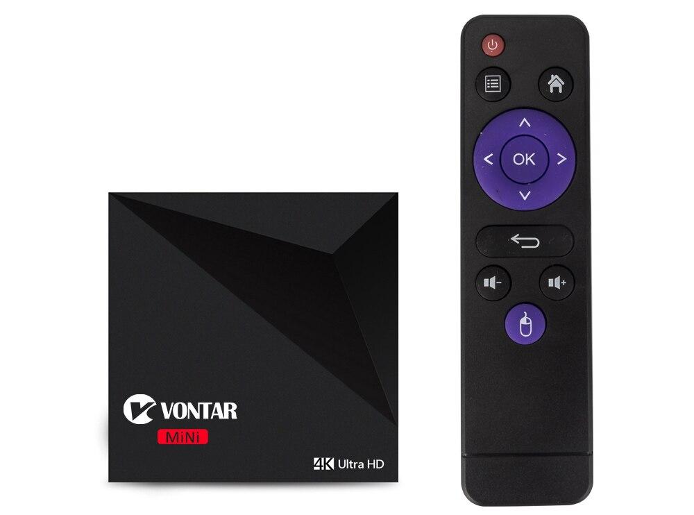 Mini Android 7.1 Nougat VONTAR A5X Plus RK3328 Rockchip TV BOX Mini Android 7.1 Nougat VONTAR A5X Plus RK3328 Rockchip TV BOX HTB1GB77QXXXXXc8aXXXq6xXFXXX9