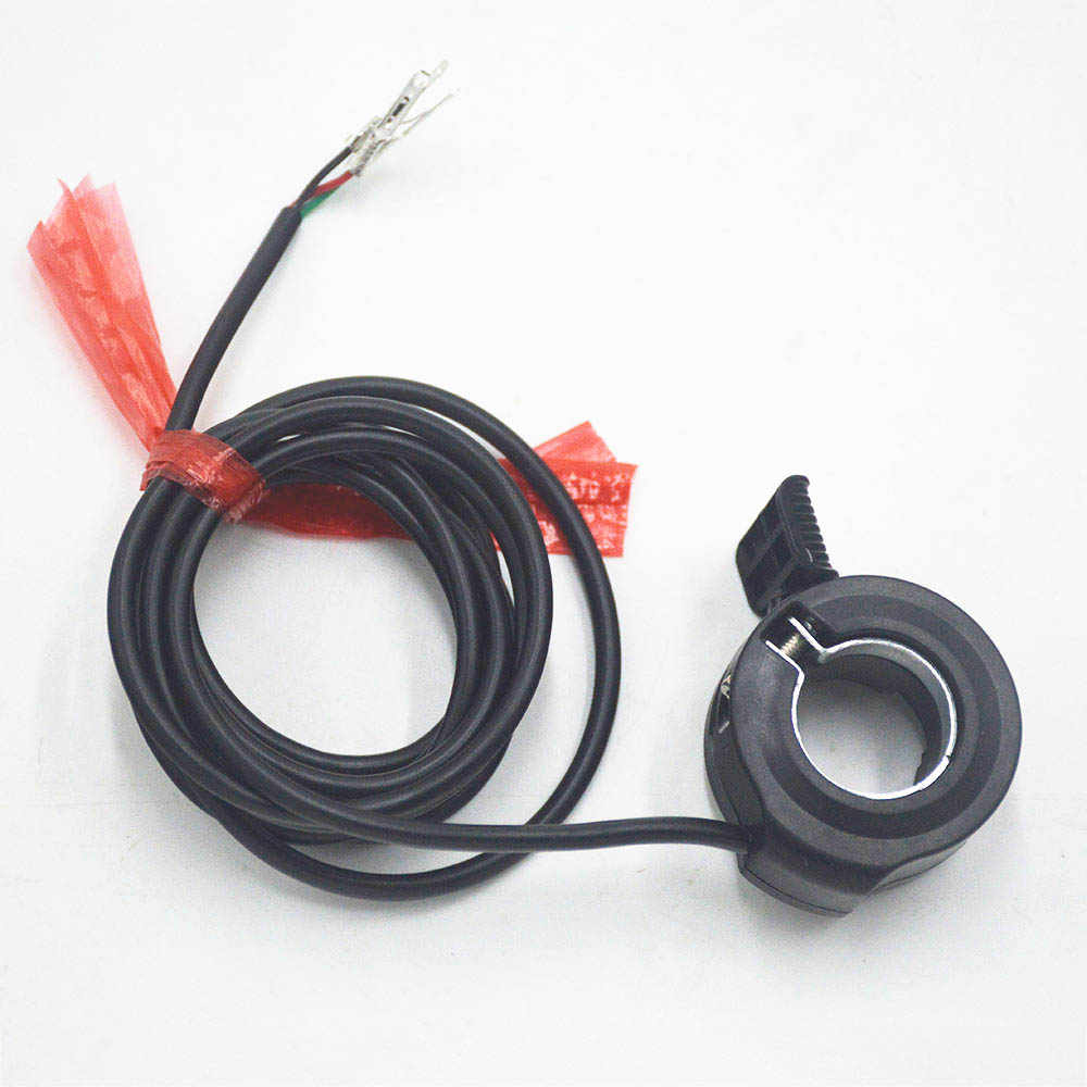 24V 36V 48V 60V 72V  e-bike Throttle/E-bicycle Thumb throttle for electric bike bicycle scooter