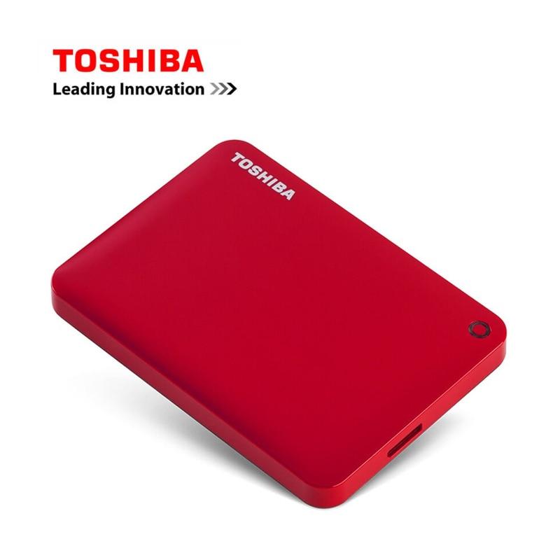 TOSHIBA CANVIO ADVANCE V9 2.5 2TB External Hard Drive USB 3.0 HDD Hard Disk Encryption Storage Devices for Desktop Laptop