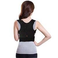 ポータブル磁気姿勢コレクターベルト姿勢脊椎サポートベルトコレクターデespaldaトルマリンベルトバック姿勢をサポート